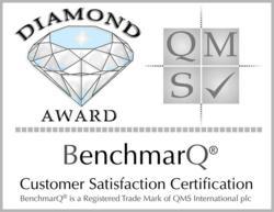 Award for Customer Satisfaction