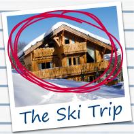The Ski Trip logo