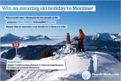 Powderbeds.com - Ski holiday Competition