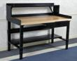 black work bench