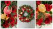 James Farmer creates wreaths with an element of surprise