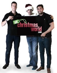 Paul and the UK Christmas World Team