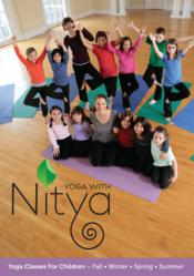 Yoga with Nitya DVD