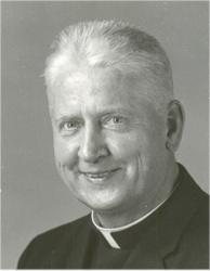 Jesuit Father Walter Ciszek, circa 1969
