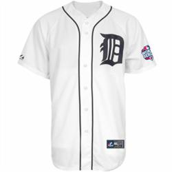 3rd Most Stylish Jersey in MLB: The Detroit Tigers