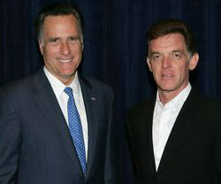 Mitt Romney Scott Tucker