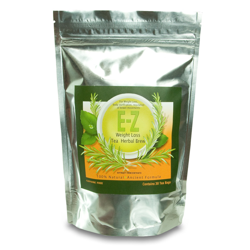 E-Z Herbal Weight Loss Tea - Slimbionic Tea Formula