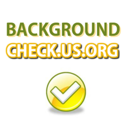 Background Checks Search