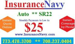 Online Car Insurance Quotes Chicago Illinois, SR22 and Business Insurance