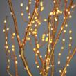 Celebright is a perfect way to decorate for the holidays. Wrap the bendable wire string around anything!