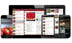 BigOven's cooking apps have been downloaded over 8 million times
