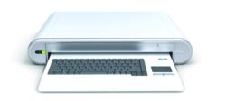 The World's First Self Cleaning Keyboard