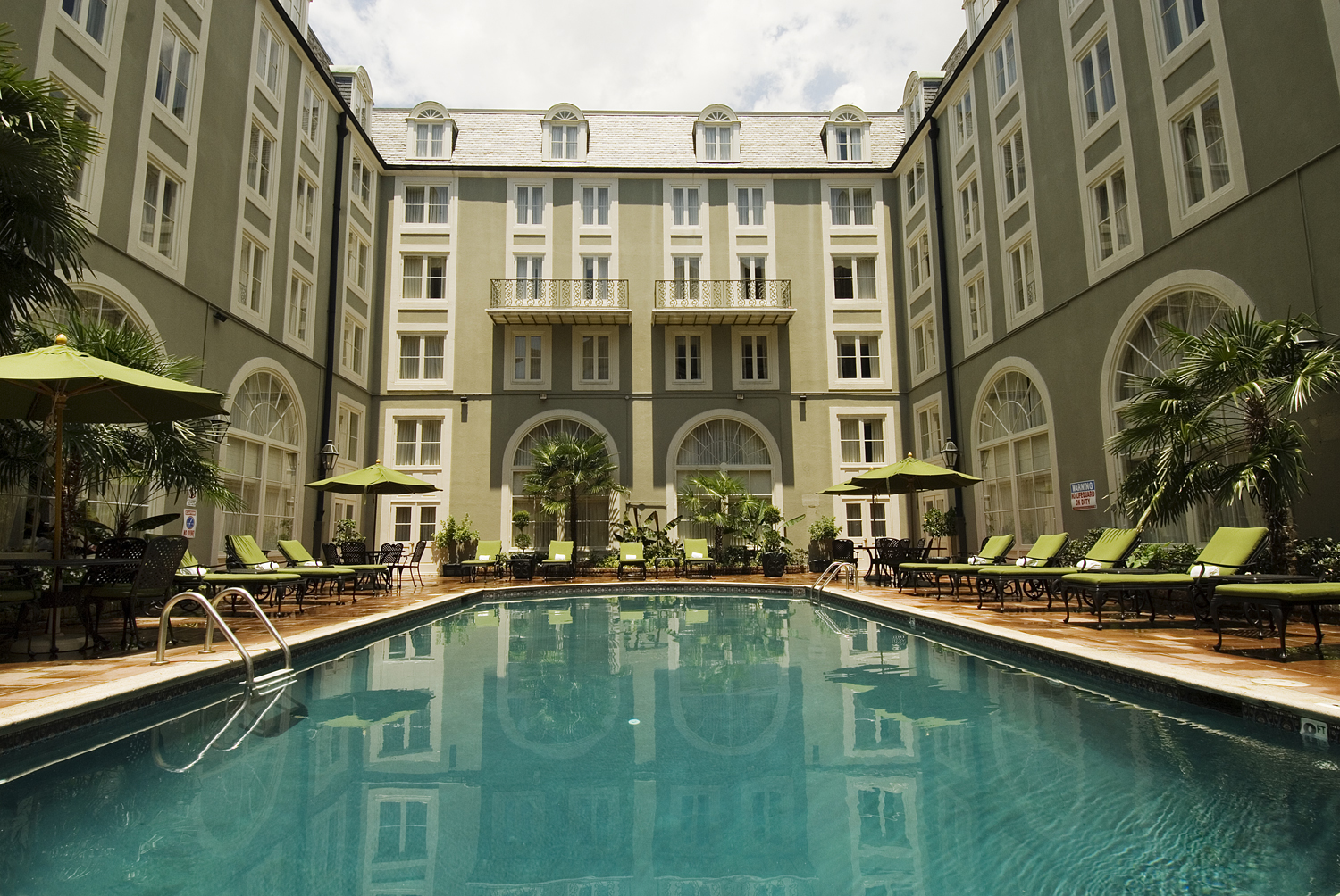 New orleans hotel collection announces summer travel for Salon n 6 orleans