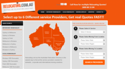local removalists in Australia, interstate removalists in Australia, relocating Australia