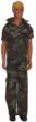 Ken Doll camoglauge Outfit