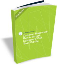 Customer Magnetism Ebook Cover