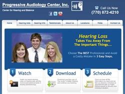 Hearing Aids Woodstock GA - Progressive Audiology Center