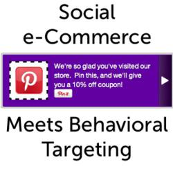 Social e-Commerce Meets Behavioral Targeting