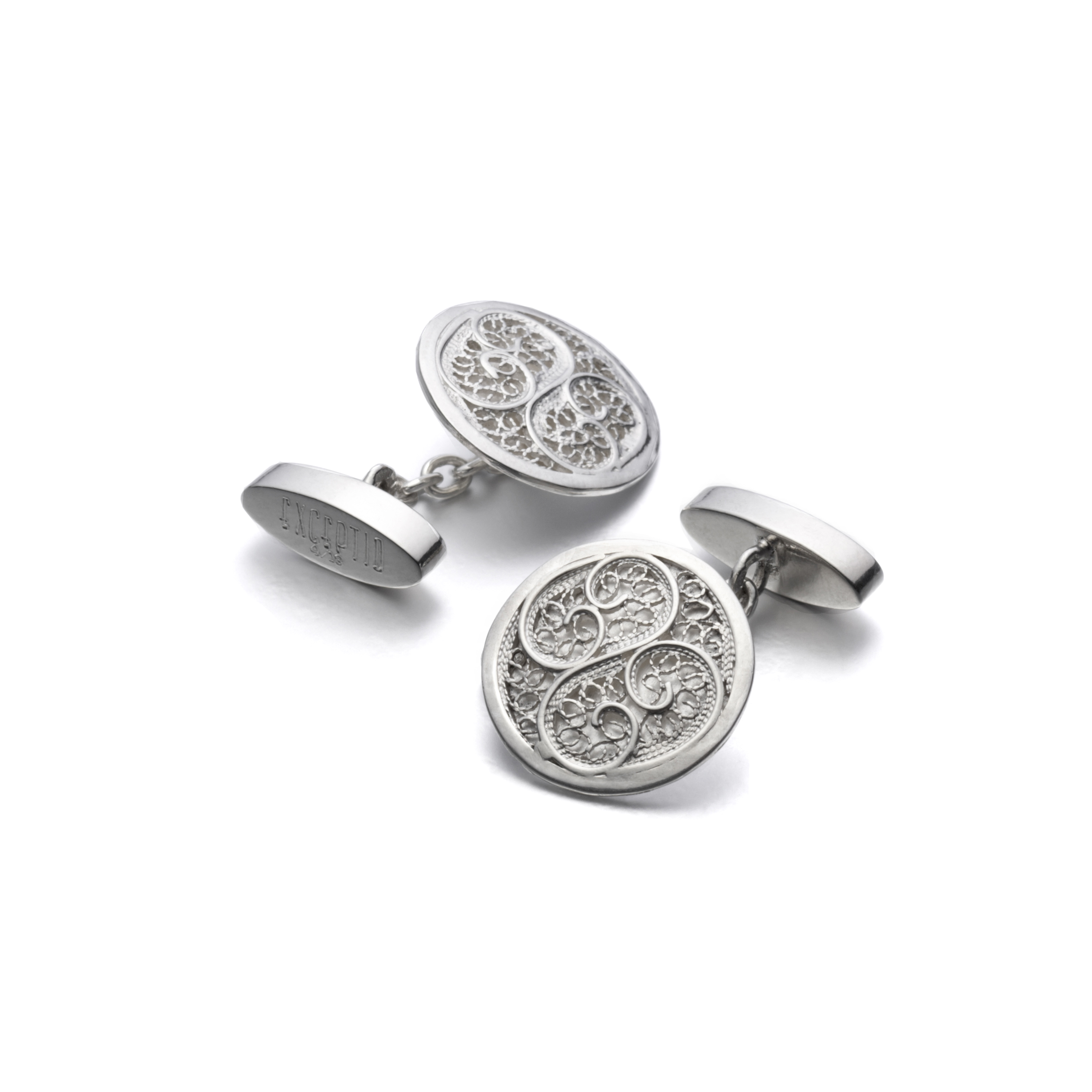 Exceptio Luxury Cufflinks Finally Available to the US ...