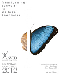 AVID National Conference Logo