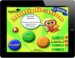 K-5 elementary math learning apps built to support Common Core and student engagement.