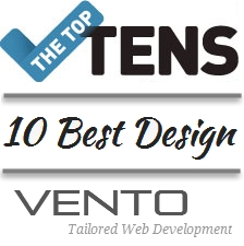 A Second Best Web Design Companies List Includes Vento Solutions for