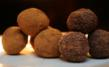 Spice-flavored truffles perfect for the holidays. Ric Ernst photo