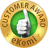 Discount Flooring Depot Awarded Ekomi Gold Seal of Approval
