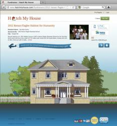 Kenan-Flagler Business School hatches a Habitat house through Hatch My House gift registry