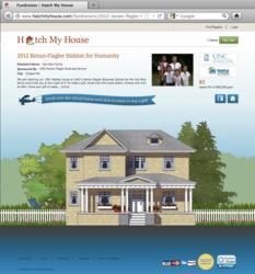 Kenan-Flagler Business School hatches a Habitat house through Hatch My House gift registry