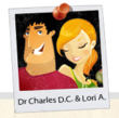 Dr. Charles and Lori Allen Creators of the Fat Loss Factor