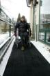 Snow Melting Mats offer Safe Winter Solution for Disabled Housing