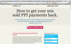 ppi claims compensation