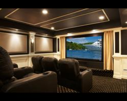 CEDIA Level I Technical Design Award Winning Theater