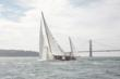 DORADE in San Francisco Bay with Golden Gate Bridge