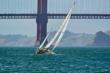DORADE Sailing in San Francisco Bay