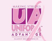 UA scrubs breast cancer