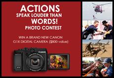 Canon Photo Contest