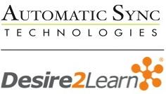 AutomaticSync-D2L-logos