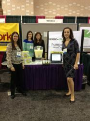 HungerShield, at the Food & Nutrition Conference & Expo