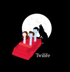 Twilight Movie Saga inspired design by PegLife