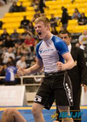 Devon Delbrugge - Blue Belt World Champion