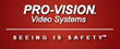 PRO-VISION Video Systems Logo Image