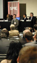 SPIE Photonics West 2012 silicon photonics panel