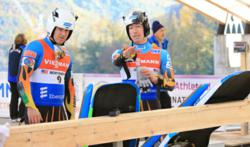 Global Sports Stars Ride Down Sochi's Sanki Track for First Time