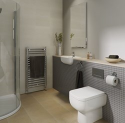 Bella Bathrooms stock new luxury bathroom suites to help home