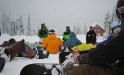 Snowboard Course NothinButSnow