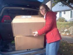 Kowalli donations for babies affected by Sandy