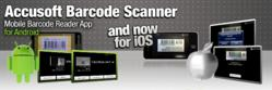 Accusoft Barcode Reader for iOS