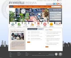 City of Evansville / Vanderburgh County, IN: Home